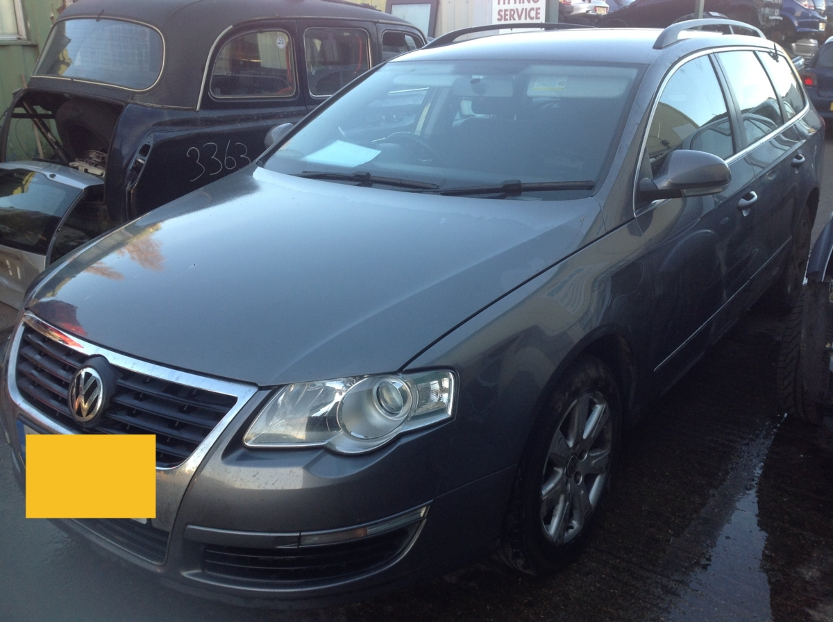 VW PASSAT ESTATE 2007 2000 TDI PD
