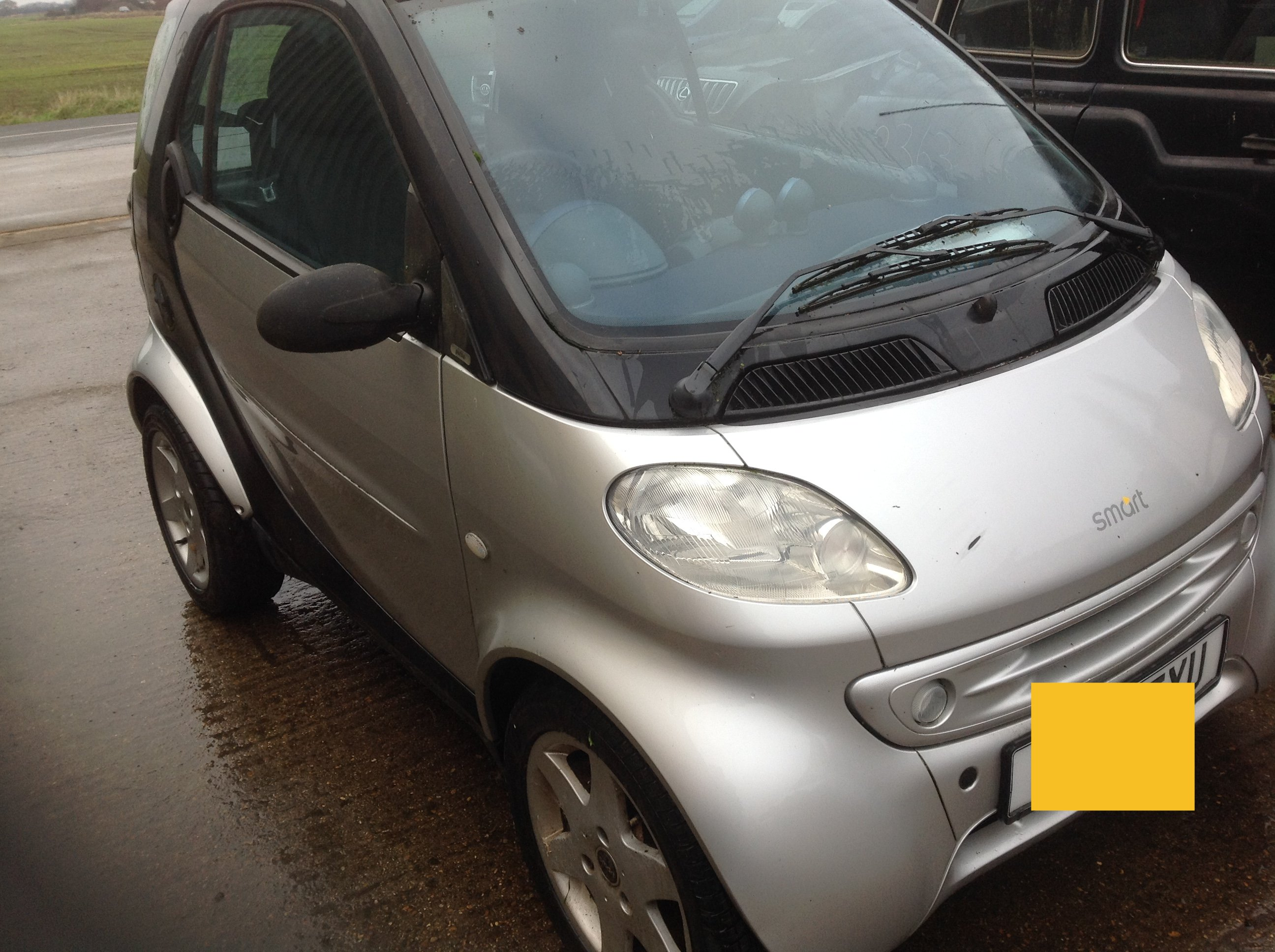 SMART FORTWO 2001 600cc