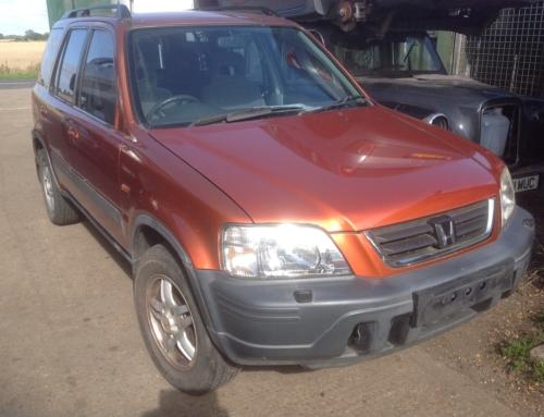 3617 HONDA CRV 1998 2.0 PETROL