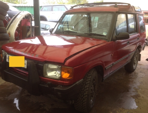 3625 LANDROVER DISCOVERY 1997 2.5 TDI