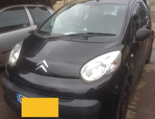 CITREON C1 2007 1.0 3DR PETROL